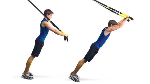 trx standing rollout